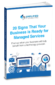 20 Signs That Your Business is Ready for Managed Services zeroes in on